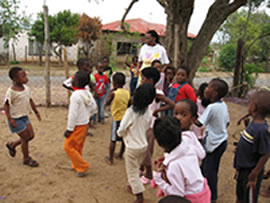 Kindergarten Südafrika