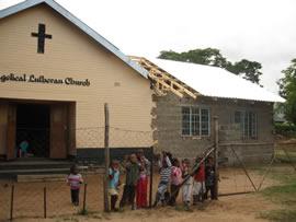 Kindergottesdienst Südafrika