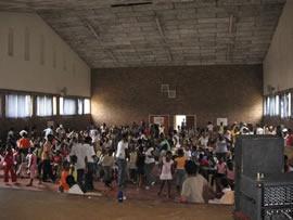 Kinderbibelwoche Südafrika
